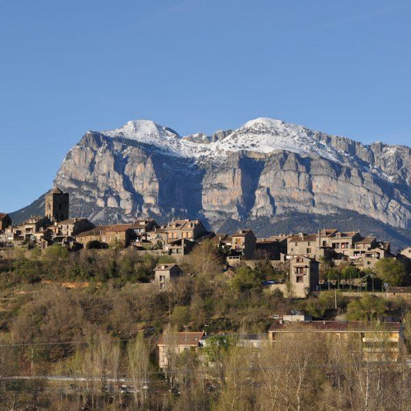 Aínsa Hotel Sánchez