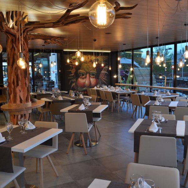Restaurante El Balcón de Ara