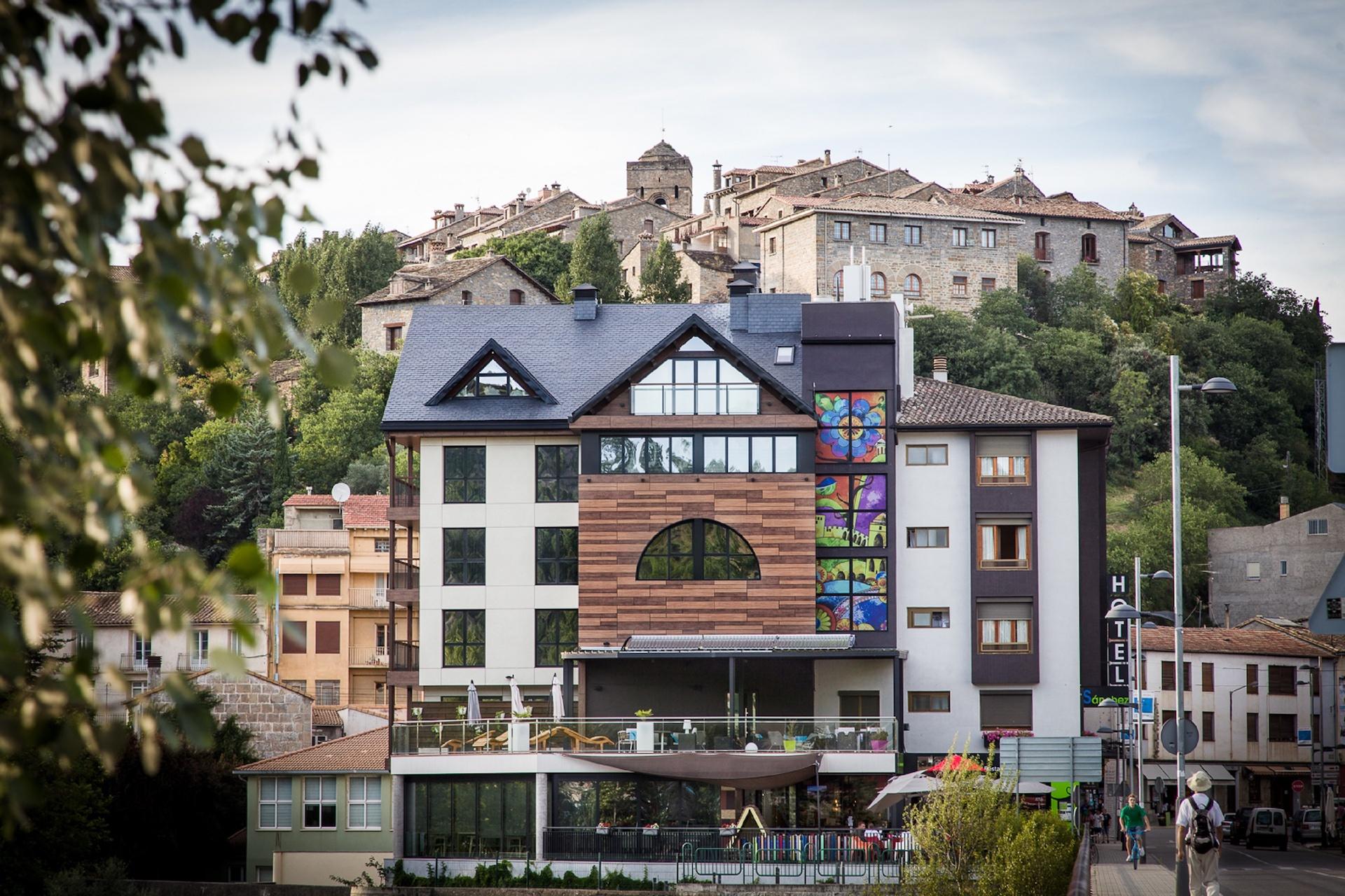 HOTEL SANCHEZ EN AINSA