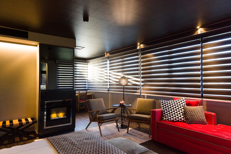 Hotel sanchez ainsa huesca espa a web oficial for Sala de estar de un hotel